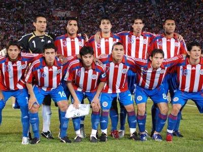サッカー南米選手権、パラグアイ...